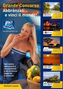 campagna premi I.SO Italia - Industria Solarium ed Attrezzature per l'Estetica
