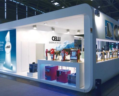 CELLI Gruppo - Allestimento Stand Salone Norimberga 6
