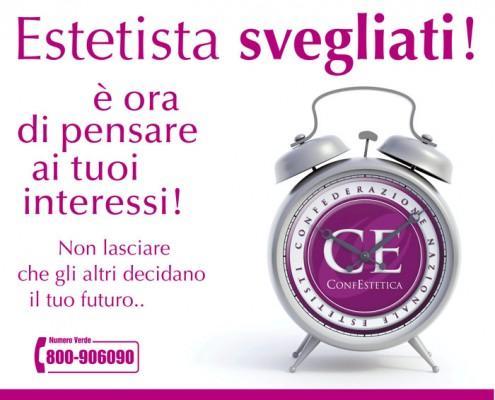 Confestetica Stand Fiera Cosmoprof - Bologna 2
