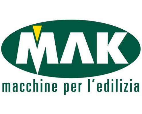 Creazione Logo MAK Macchine per l'Edilizia