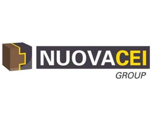 Realizzazione Logo NUOVACEI Impianti elettrici idraulici Rimini
