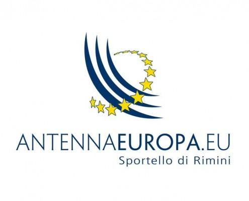 realizzazione logo ANTENNA EUROPA.EU