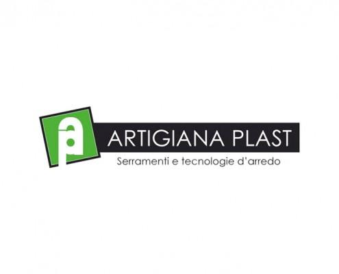 Creazione Logo Artigiana Plast Serramenti