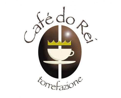 Creazione Logo Cafè do Rei Torrefazione - Bellaria