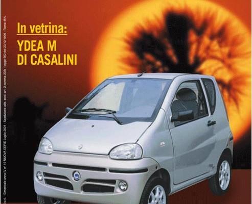 Copertina Rivista Emissione Zero - Fives Rives Rimini