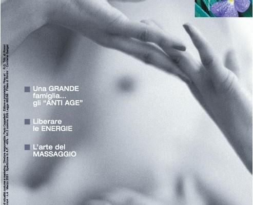 copertina Estetica Olistica - F.G. Cosmetics Milano 3