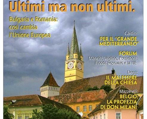 Copertina EuropaItalia - Associazione Europa San Marino