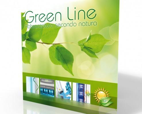 COPERTINA Catalogo Green Line - ISO ITALIA