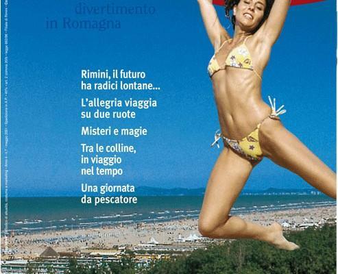 copertina Rivista Vacanze Vive - Consorzio Piccoli Alberghi di Qualità