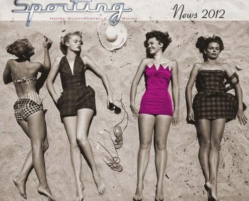 Brochure Hotel Sporting - Rimini