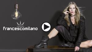 Video backstage Francesco Milano