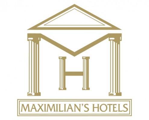 Realizzazione Logo Maximilian's Hotels
