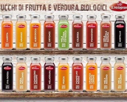 Packaging Succhi Bio Il Melograno 2