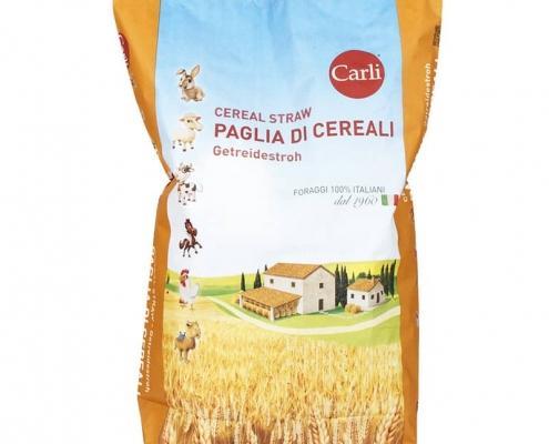 Packaging Cereali Gruppo Carli