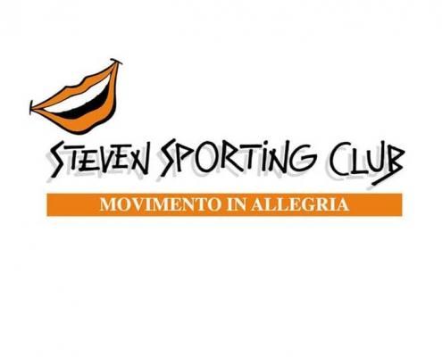 Realizzazione Logo Palestra Steven Sporting Club - Rimini