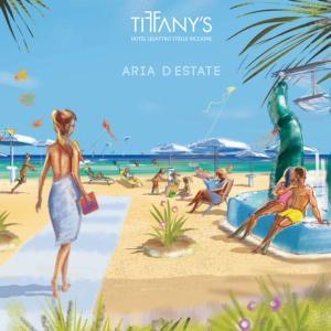 spiaggia HOTEL TIFFANYS